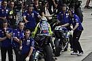 Valentino Rossi ou la difficulté de gérer les courses flag-to-flag