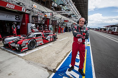 Le Docteur Ullrich va quitter la direction d'Audi Motorsport