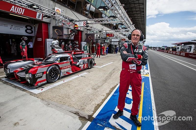 Dr. Ullrich stopt bij Audi Motorsport