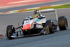 Gara 1: trionfo con giallo per Dorian Boccolacci a Barcellona