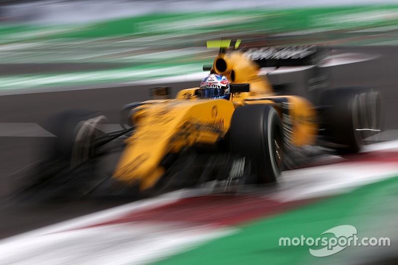 Renault - Palmer déterminé à inscrire de nouveaux points