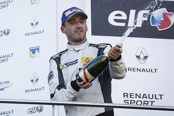 ロバート・クビサ、ローマ6時間レースでルノーをドライブ