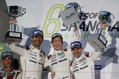 Porsche gana en Shanghai pero Toyota mantiene la esperanza