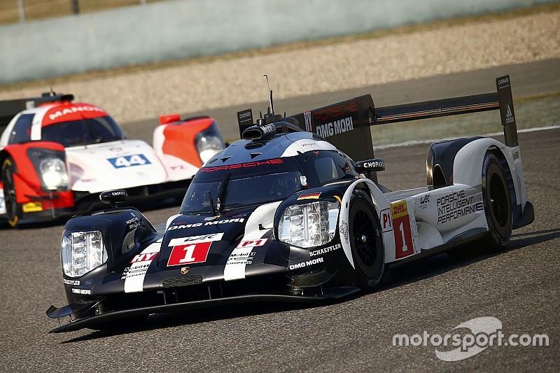 Porsche s'impose, Toyota retarde l'échéance