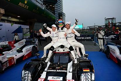 Porsche en LMP1, trois ans de course et deux titres mondiaux