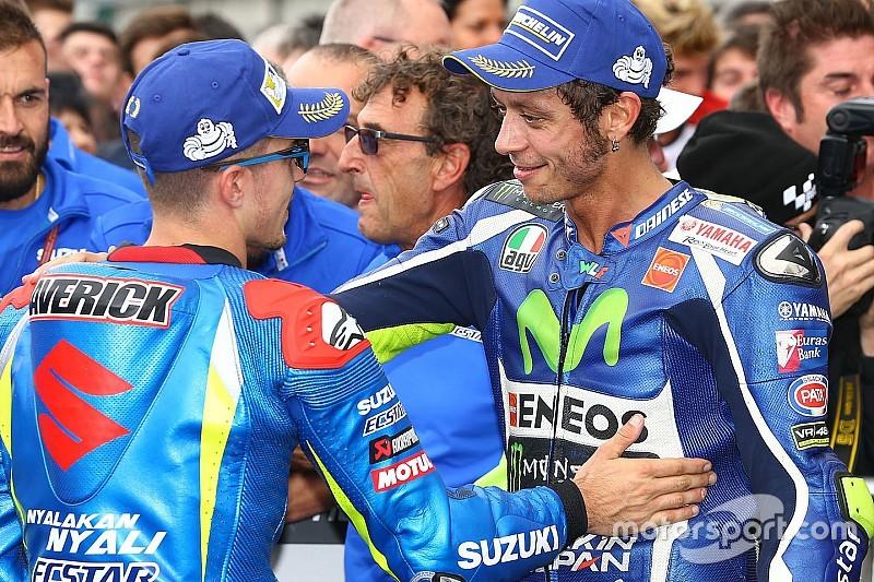 Rossi et Viñales, deux pilotes sûrs pour Yamaha