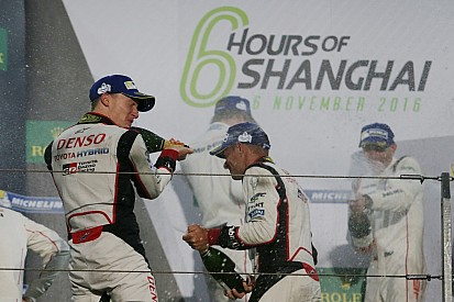 Toyota reconoce que ganar a Porsche en Shanghai no era posible
