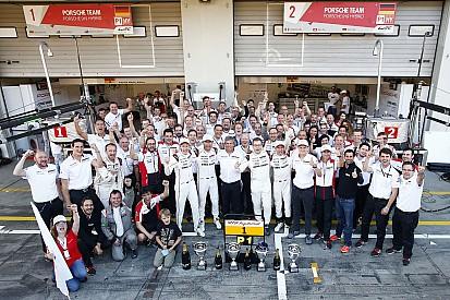 WEC: győzelemmel védte meg a gyártók címét a Porsche