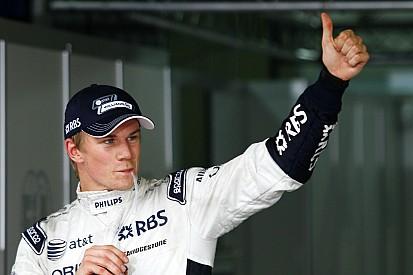 """Hülkenberg és a """"csoda rajtelsőség"""" 2010-ből, majd kirúgja a Williams"""