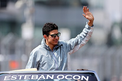Jornalista afirma que Ocon será da Force India em 2017