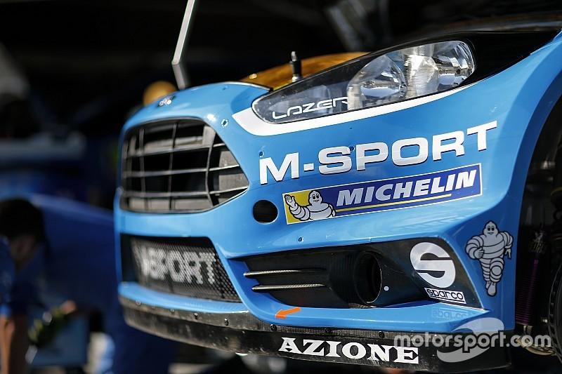 M-Sport está interesado en fichar a Sébastien Ogier para 2017