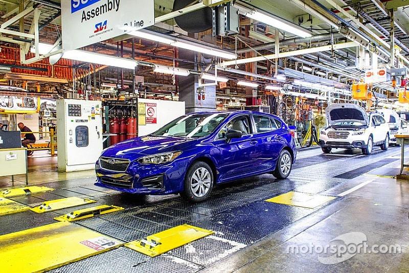 Subaru change de stratégie pour se développer dans le monde