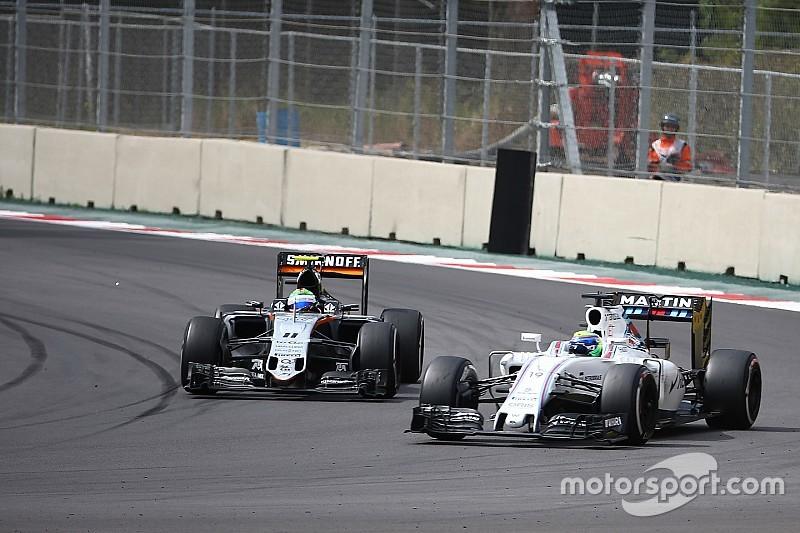 Force India denkt dat strijd met Williams spannend blijft tot het eind
