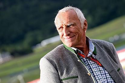 """Mateschitz: """"nunca pensamos em sair da Fórmula 1"""""""