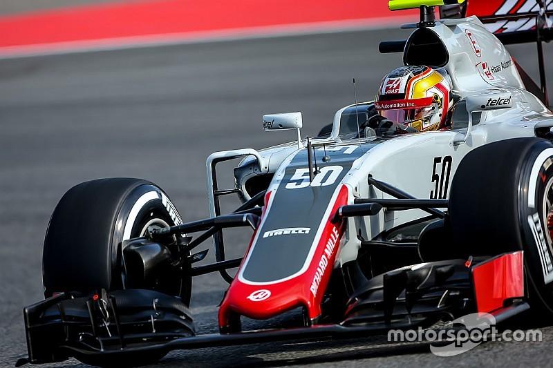 Leclerc disputará los primeros libres en Brasil con Haas