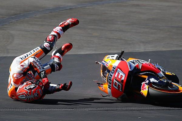Diese MotoGP-Fahrer stürzen am häufigsten
