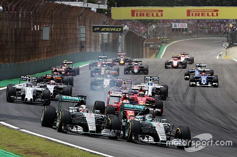Confira horários e programação para GP do Brasil de F1