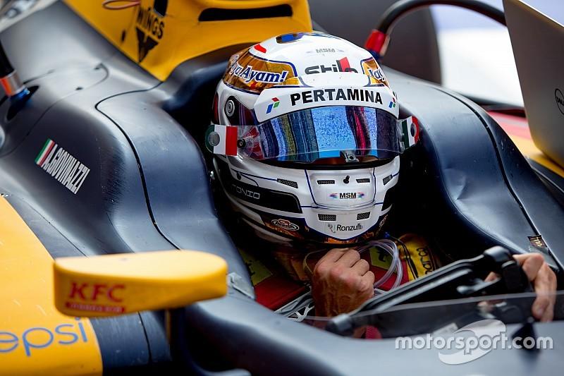 Giovinazzi no quiere oír hablar de F1 o DTM hasta que acabe la GP2
