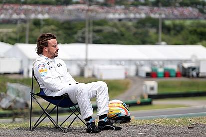 McLaren-Honda veut faire oublier le bain de soleil d'Alonso!