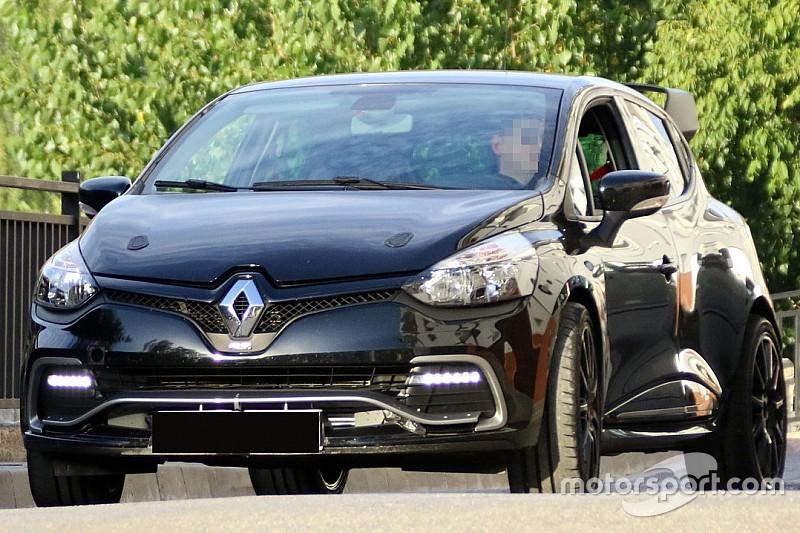 Renault fait marche arrière avec la Clio RS16