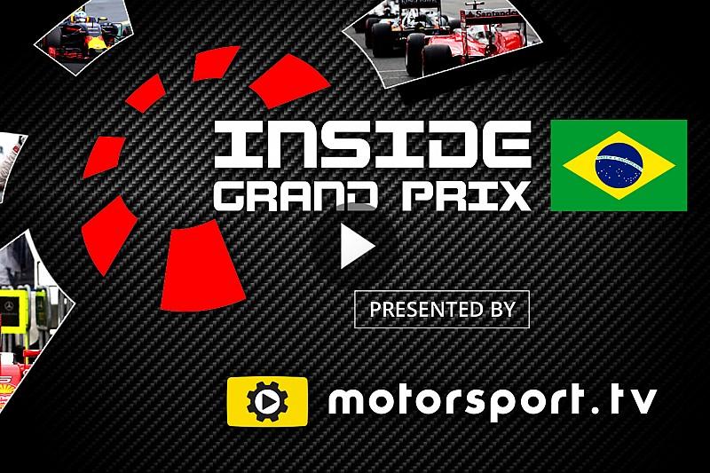 Vidéo - Cap sur le Brésil avec Inside Grand Prix!