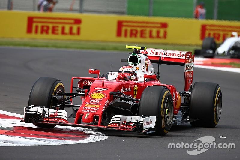 Raikkonen: um décimo em Interlagos vale muito no grid