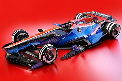 图集:幻想F1之2030年概念设计—马诺车队&索伯车队