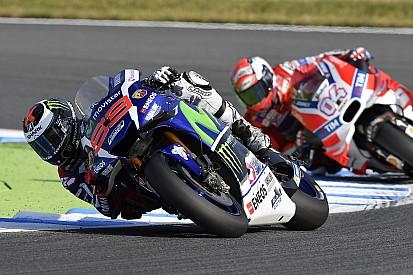 【MotoGP】最終戦後にドゥカティ初体験のロレンソ。ヤマハがテスト後のメディア対応を禁止