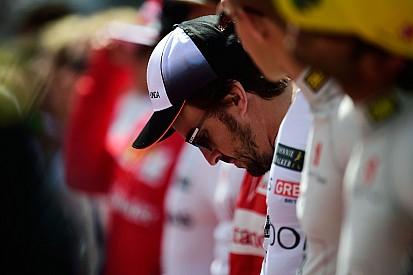 Massa raconte un échange avec Alonso avant le GP du Mexique