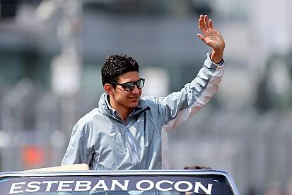 Officieel: Ocon volgend jaar teamgenoot van Perez bij Force India