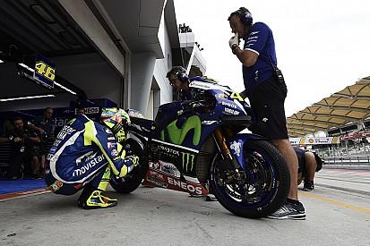 """Rossi: """"Saya ingin balapan selamanya"""""""