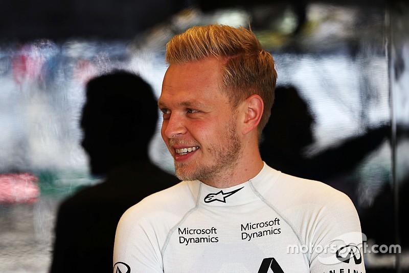 Magnussen s'est mis d'accord avec Haas pour 2017