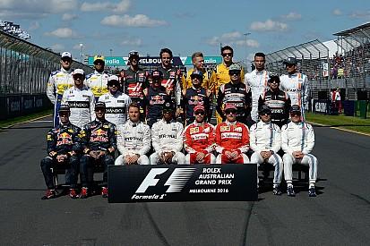 Составы команд Формулы 1 в 2017 году