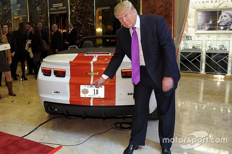 Quand Donald Trump devait piloter le Pace Car de l'Indy 500
