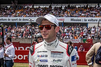 Tandy ersetzt Webber im LMP1-Aufgebot von Porsche in der WEC