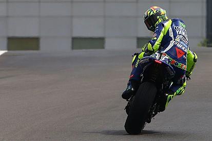 """Rossi: """"Estoy impaciente por conocer la moto del próximo año"""""""