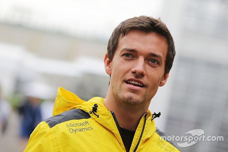 Bekendmaking contractverlenging Palmer bij Renault aanstaande