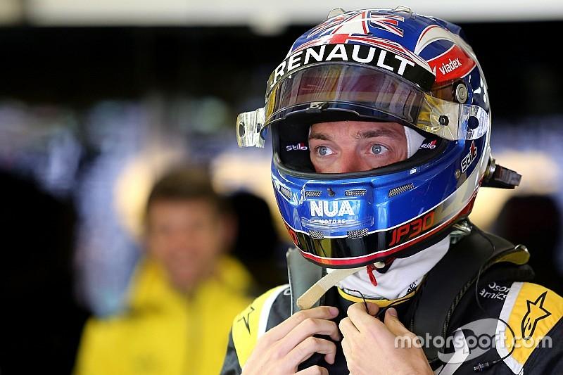 Officiel - Palmer confirmé par Renault pour 2017