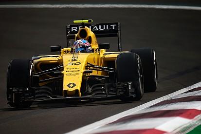 Renault bevestigt dat Palmer ook in 2017 voor het team rijdt