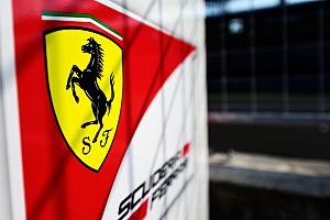 Ferrari beş genç sürücüyü test etti
