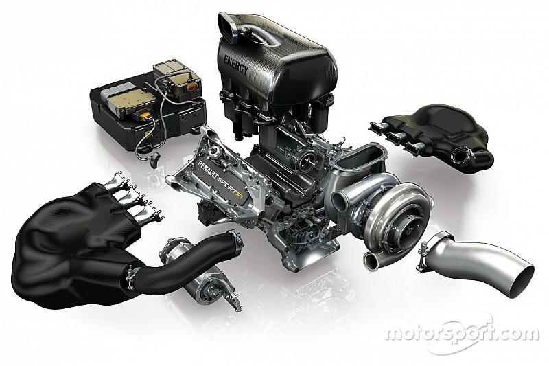 雷诺将为2017赛季带来全新F1引擎