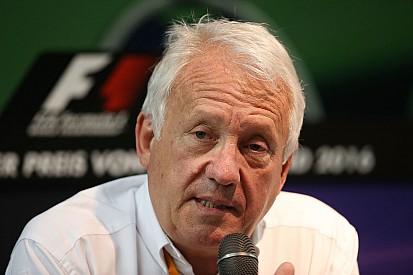 وايتينغ ينضمّ إلى اجتماع السائقين لمناقشة ما حصل في سباق المكسيك