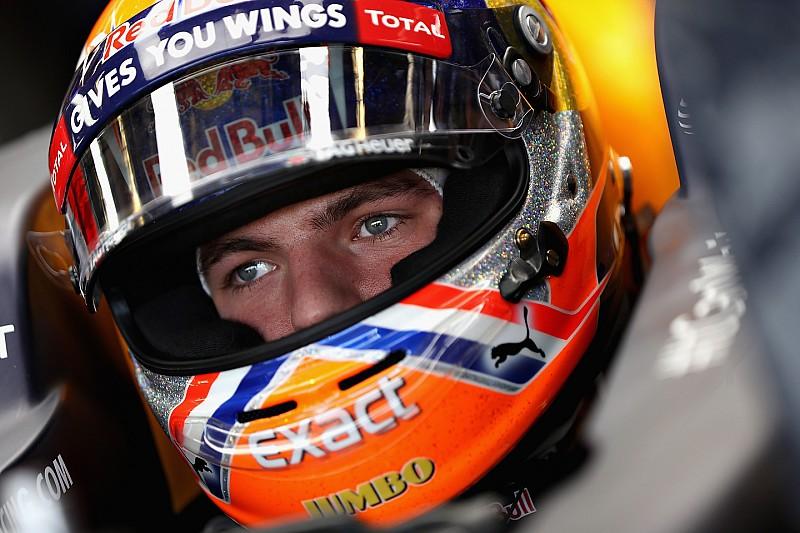 F1-Teenager Max Verstappen fühlt sich bereit für den Titelkampf 2017