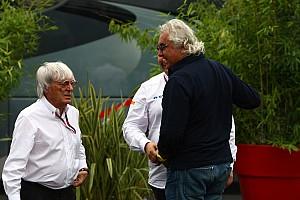 Fórmula 1 Noticias Briatore y Ecclestone celebran la victoria de Donald Trump