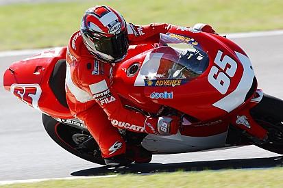 Le numéro de course de Loris Capirossi est retiré du championnat