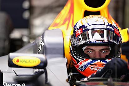 """Verstappen: """"Si los comentarios no son buenos para los niños, que no los emitan"""""""