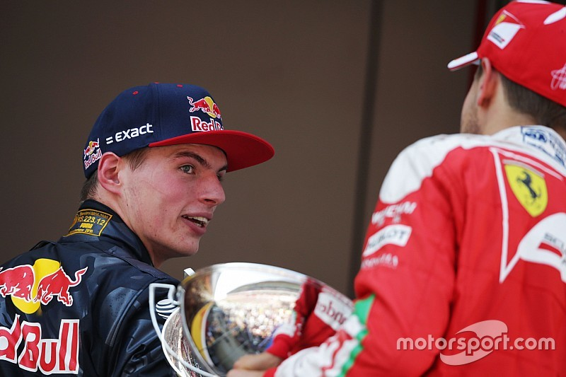 Affaire Vettel/Whiting : Verstappen appelle à ne plus diffuser les insultes