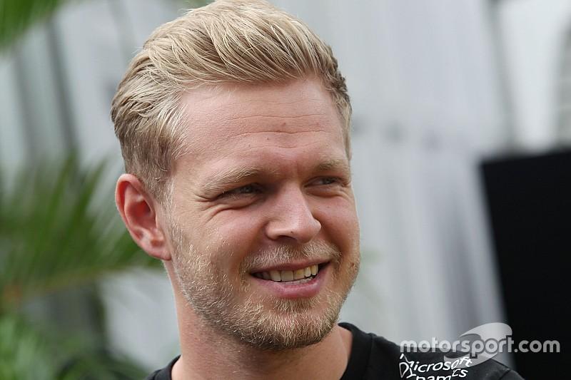 Haas espère finaliser l'arrivée de Magnussen ce week-end