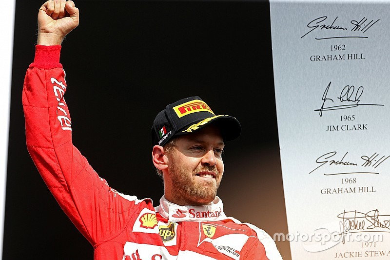"Vettel champion avec Ferrari : ""Une question de temps"""