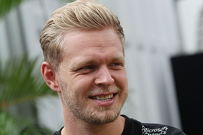 Haas espera acertar com Magnussen no fim de semana